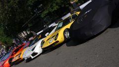 Grande Giro Lamborghini: nuove foto dal via - Immagine: 5