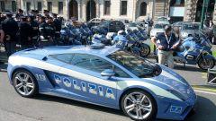 Grande Giro Lamborghini: nuove foto dal via - Immagine: 12