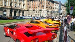 Grande Giro Lamborghini: nuove foto dal via - Immagine: 21