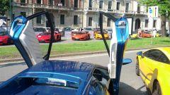 Grande Giro Lamborghini: nuove foto dal via - Immagine: 20