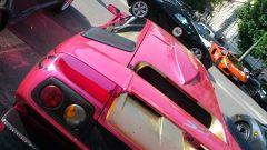 Grande Giro Lamborghini: nuove foto dal via - Immagine: 17