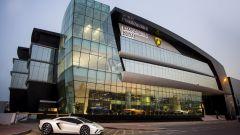 Lamborghini ha inaugurato a Dubai il suo nuovo showroom
