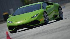 Lamborghini Huracan: a Dubai per un inglese noleggio estremo stile GTA
