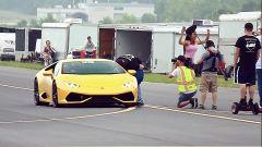 Lamborghini Huracan biturbo by Underground Racing conquista il record sul mezzo miglio