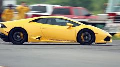 Lamborghini Huracan biturbo by Underground Racing: vista laterale