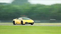 Lamborghini Huracàn biturbo da record sul mezzo miglio - Immagine: 1