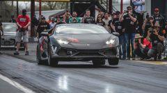 Video record drag race Lamborghini Huracan e motore da 2.000 CV