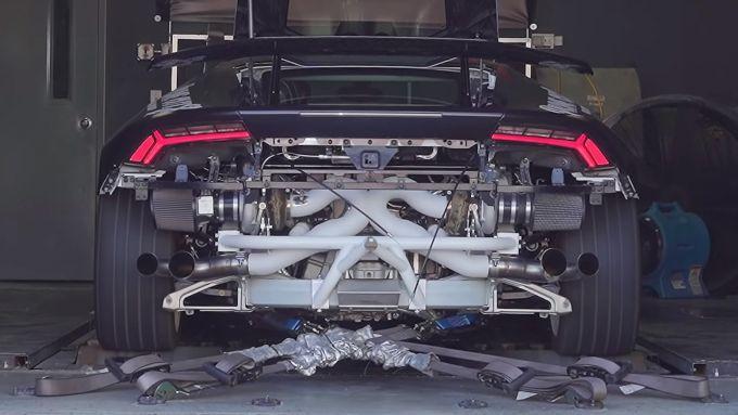Lamborghini Huracan by AMS Performance: la supercar italiana al banco prove