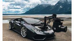 Hura-cam: la camera car più veloce al mondo è una baby Lambo - Immagine: 2
