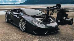 Hura-cam: la camera car più veloce al mondo è una baby Lambo - Immagine: 1