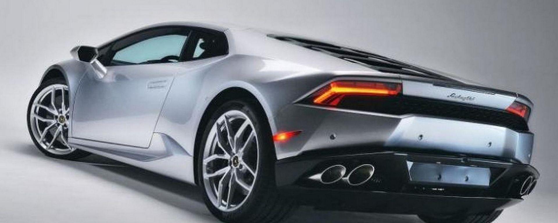 Lamborghini Huracan: ecco il taxi più veloce del mondo