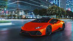 Lamborghini Huracan EVO 2021 Arancio Dac