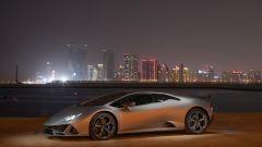 Lamborghini Huracan Evo: a bordo con l'assistente virtuale