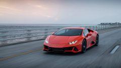 Lamborghini Huracan Evo: aggiornamento da aprile 2021