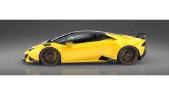 Lamborghini Huracan Evo by 1016 Industries: il profilo resta sostanzialmente uguale