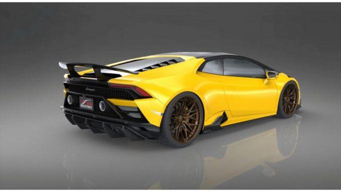 Lamborghini Huracan Evo by 1016 Industries: la supercar di Sant'Agata più leggera e veloce