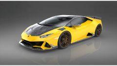 Lamborghini Huracan Evo by 1016 Industries: più leggera e potente