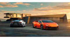 Lamborghini Huracan EVO: potente come la Performante  - Immagine: 3