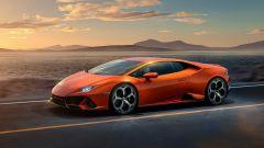 Lamborghini Huracan EVO: potente come la Performante  - Immagine: 6