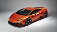 Lamborghini Huracan EVO: potente come la Performante  - Immagine: 14