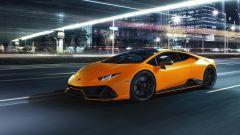 Lamborghini Huracan EVO Fluo Capsule prevede colori sgargianti ad alto tasso di personalità