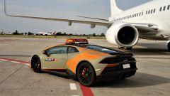 """Bologna Airport, è allerta Huracàn. Alla faccia della """"Follow Me Car"""" - Immagine: 2"""