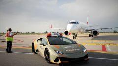 """Bologna Airport, è allerta Huracàn. Alla faccia della """"Follow Me Car"""" - Immagine: 4"""