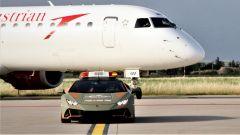 """Bologna Airport, è allerta Huracàn. Alla faccia della """"Follow Me Car"""" - Immagine: 6"""