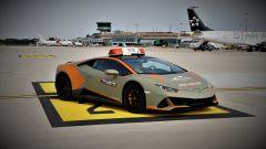 """Bologna Airport, è allerta Huracàn. Alla faccia della """"Follow Me Car"""" - Immagine: 8"""