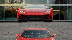 Lamborghini Huracan Evo: frontali a confronto