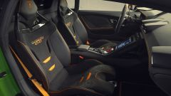 Lamborghini Huracán EVO GT Celebration, gli interni