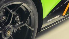Lamborghini Huracán EVO GT Celebration, il dettaglio di una gomma