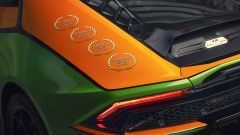 Lamborghini Huracán EVO GT Celebration, il palmares