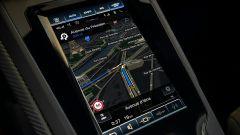 Lamborghini Huracan Evo: il navigatore satellitare