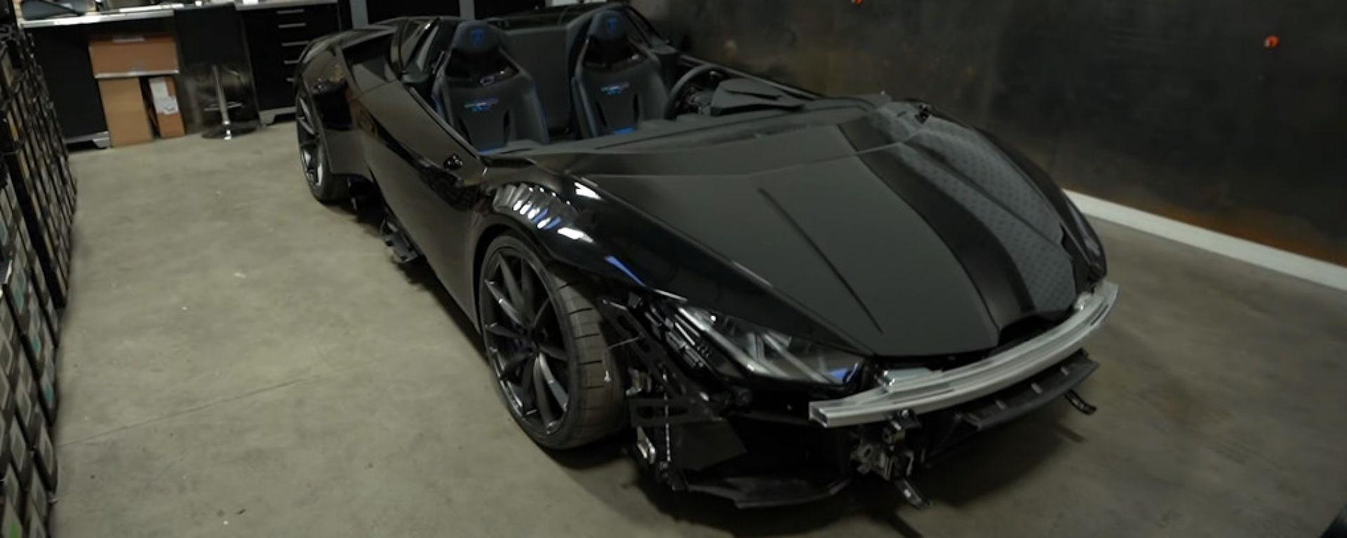 Lamborghini Huracan Evo RWD Aperta