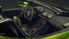 Lamborghini Huracan Evo Spyder: senza il tetto è ancora più bella - Immagine: 10