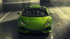 Lamborghini Huracan Evo Spyder: senza il tetto è ancora più bella - Immagine: 3