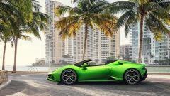 Lamborghini Huracan Evo Spyder: senza il tetto è ancora più bella - Immagine: 12