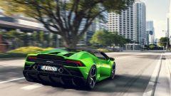 Lamborghini Huracan Evo Spyder: senza il tetto è ancora più bella - Immagine: 13