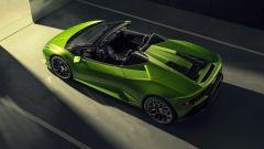 Lamborghini Huracan Evo Spyder: senza il tetto è ancora più bella - Immagine: 6
