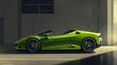Lamborghini Huracan Evo Spyder: senza il tetto è ancora più bella - Immagine: 8