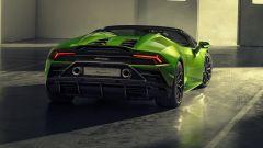 Lamborghini Huracan Evo Spyder: senza il tetto è ancora più bella - Immagine: 9