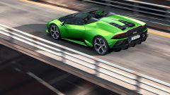 Lamborghini Huracan Evo Spyder: senza il tetto è ancora più bella - Immagine: 16