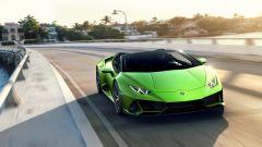 Lamborghini Huracan Evo Spyder: senza il tetto è ancora più bella - Immagine: 20