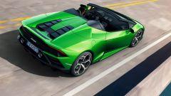 Lamborghini Huracan Evo Spyder: senza il tetto è ancora più bella - Immagine: 21