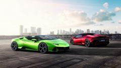 Lamborghini Huracan Evo Spyder: senza il tetto è ancora più bella - Immagine: 22