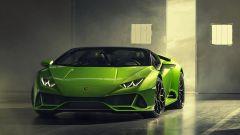 Lamborghini Huracan Evo Spyder: senza il tetto è ancora più bella - Immagine: 5