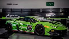 Lamborghini Huracan GT3 Evo: pronta per Daytona - Immagine: 22