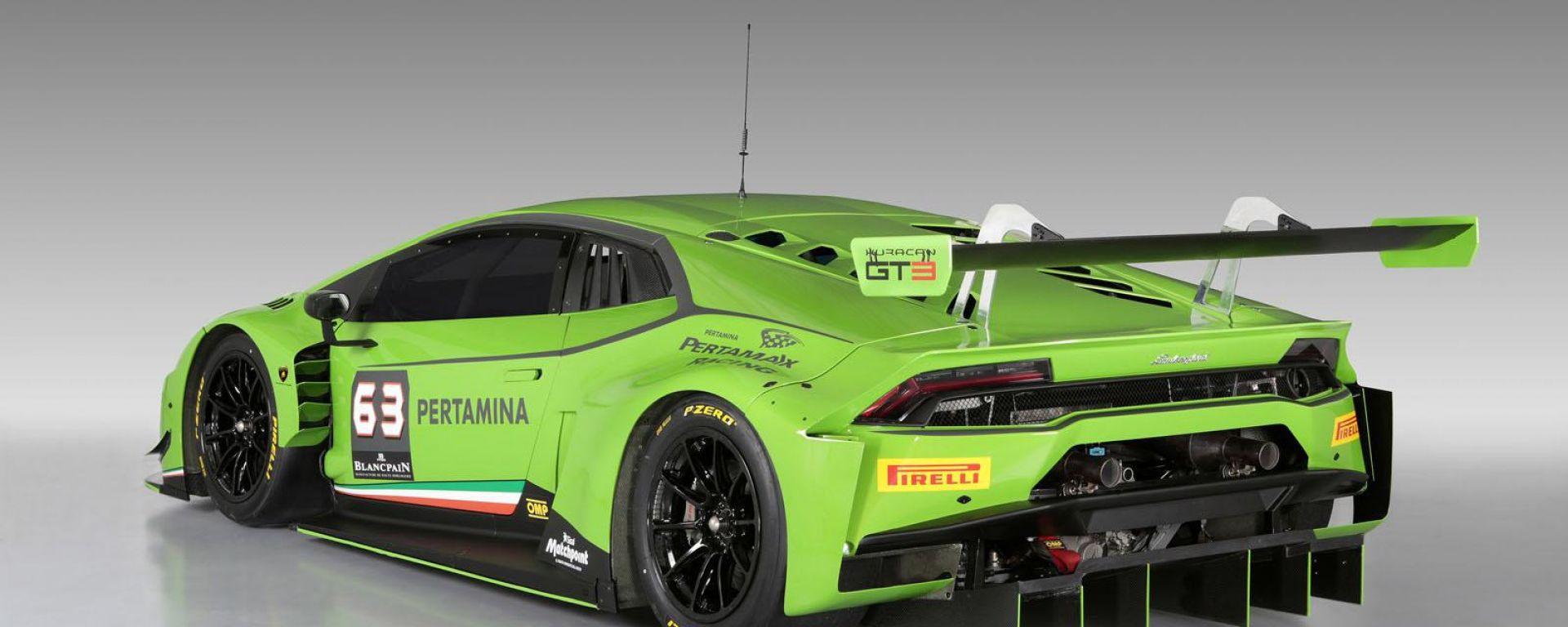Lamborghini Huracàn GT3