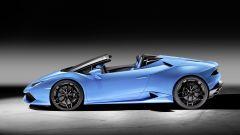 Lamborghini Huracan LP 610-4 Spyder: foto LIVE e info - Immagine: 9